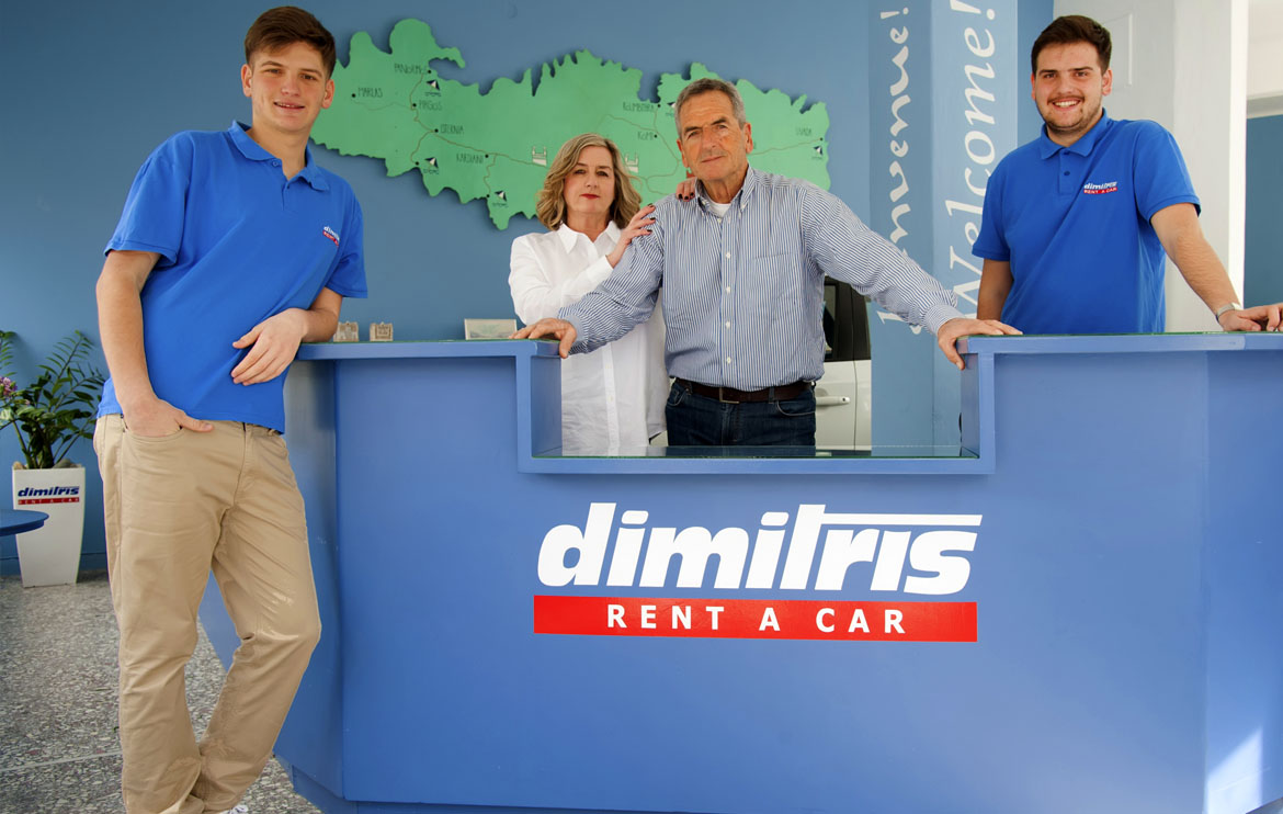 Dimitiris Rent-A-Car Tinos